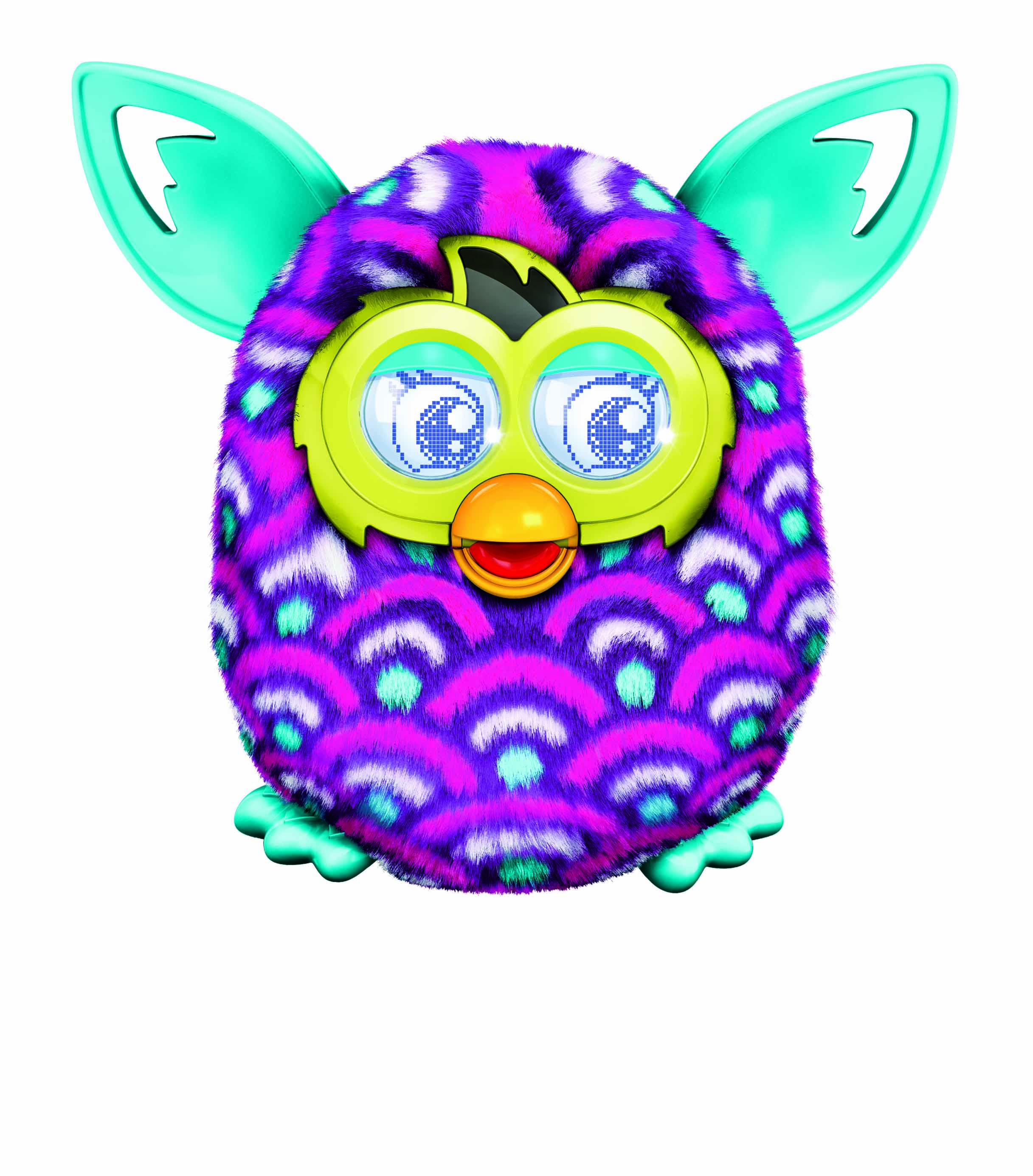 New 2012 Furby All 10 Colors
